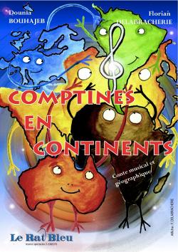 Comptines en Continents